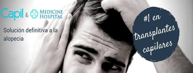 combate alopecia con Capil