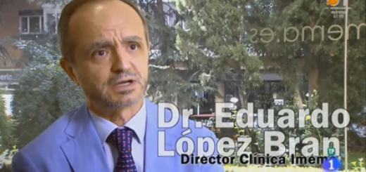 Dr. Lopéz Bran entrevista
